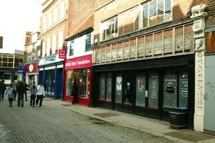 Wycombe shops hit by power cut
