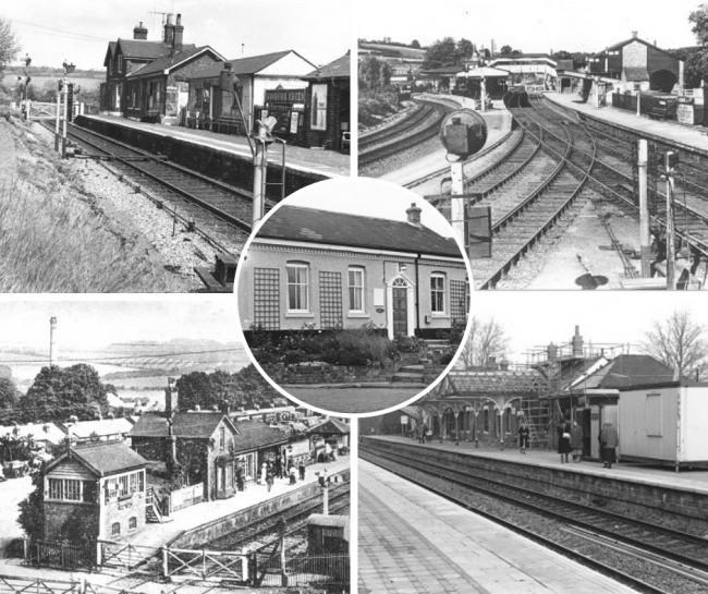 Do you recognise any of these railway stations?