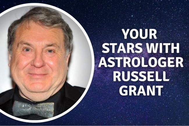 Your horoscope with Russell Grant