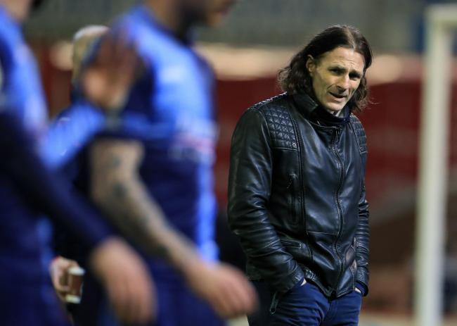 Gareth Ainsworth (Mike Egerton/PA)