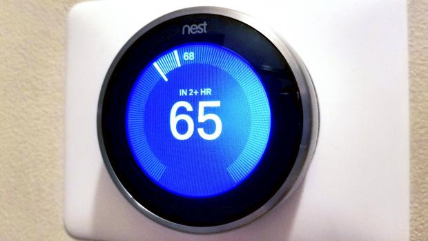 Bucks Free Press: Smart thermostats keep you comfortable while minimizing energy usage. Credit: Reviewed / Sarah Kovac