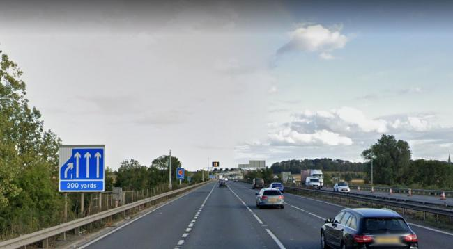 Stretch of motorway in Bucks set to close for five nights