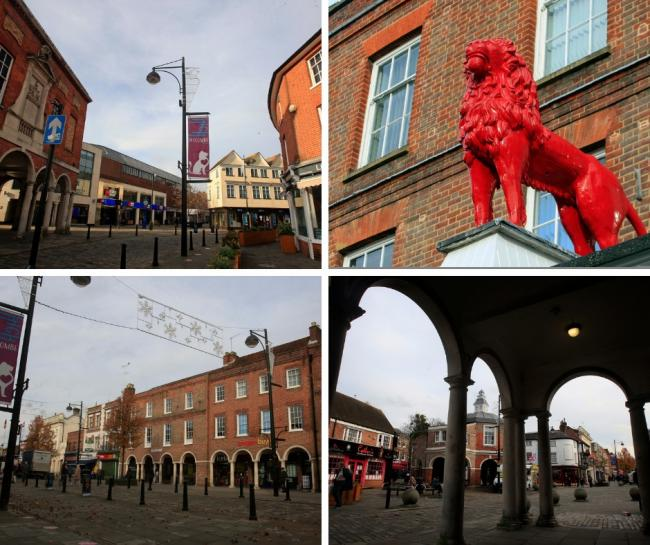 High Wycombe town centre is set to get a £15 million cash injection