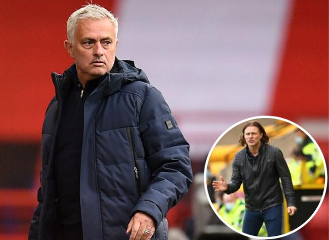 Jose Mourinho has given his opinions on Wycombe boss Gareth Ainsworth