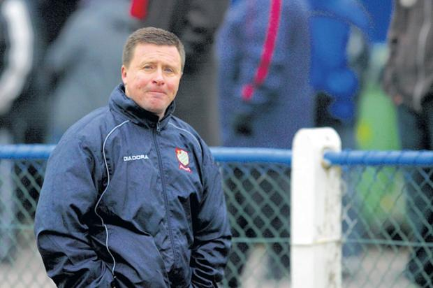 Bucks Free Press: Andy Leese saw Chesham draw 1-1 on his 50th birthday on Saturday