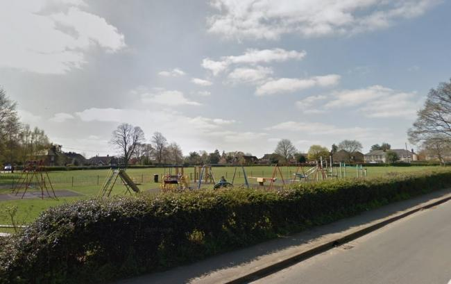 The Common playing fields. Picture: Google