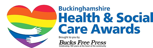 Bucks Free Press: Bucks Health & Social Care Awards 2021 Logo