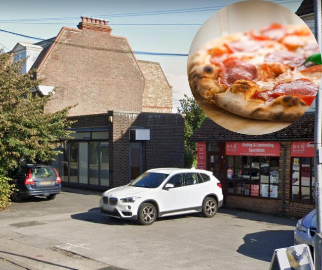 Another Pizza takeaway could be coming to Bucks - here is where
