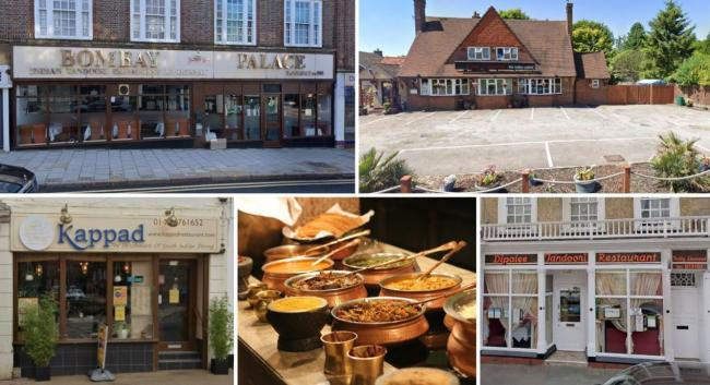 What do you think is the best Indian restaurant in Bucks?