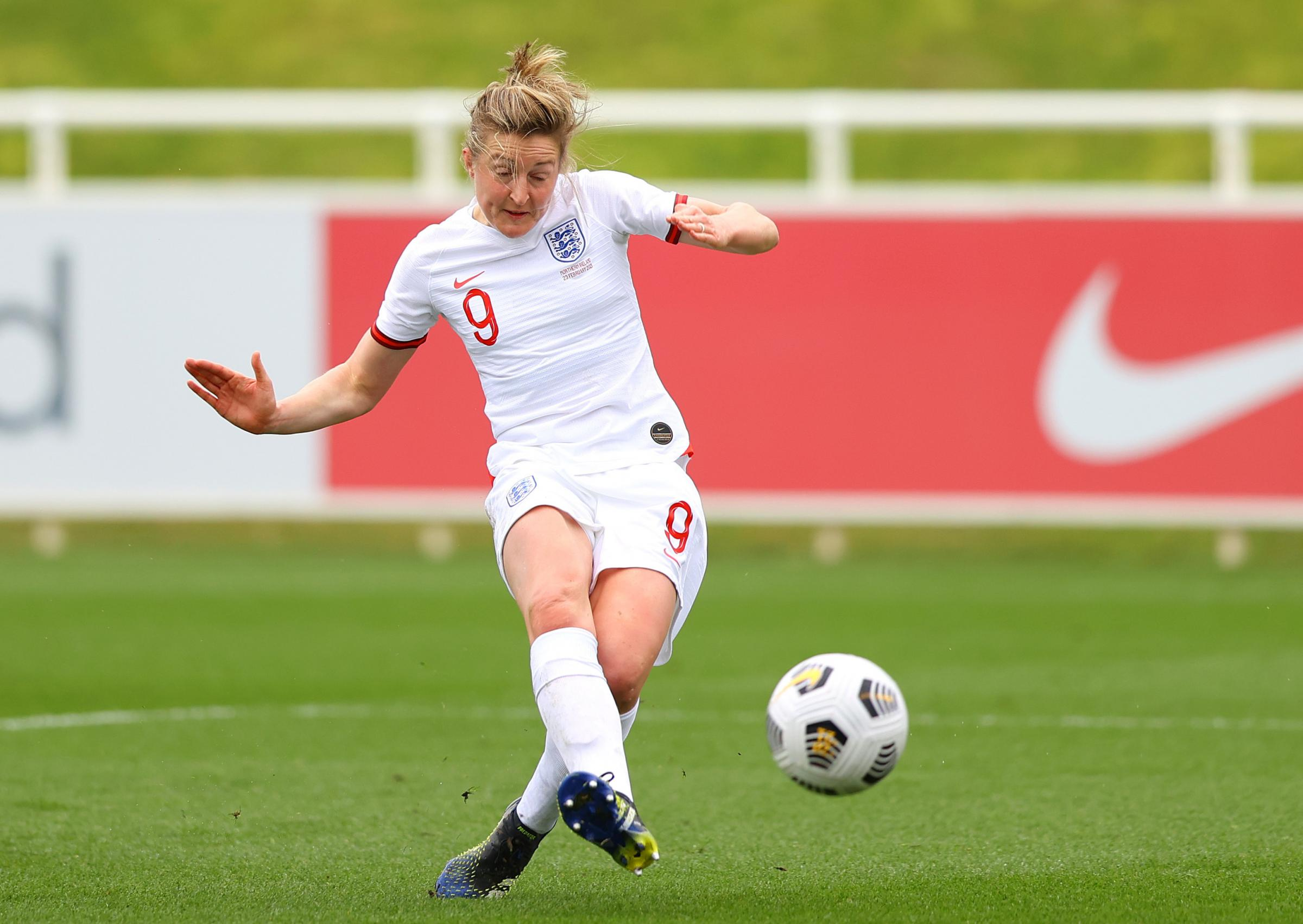 Ellen White has played 93 games for England (PA)