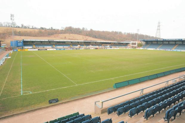 Bucks Free Press: Adams Park
