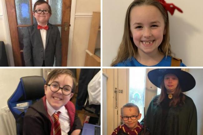 Harry Potter, Matilda, Slappy the  Dummy: These are YOUR best World Book Day costumes