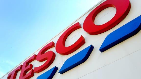 Tesco divides customers with controversial message to shoppers. (PA)