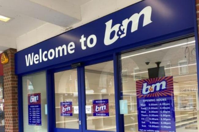 B&M High Wycombe opening DELAYED - here's why