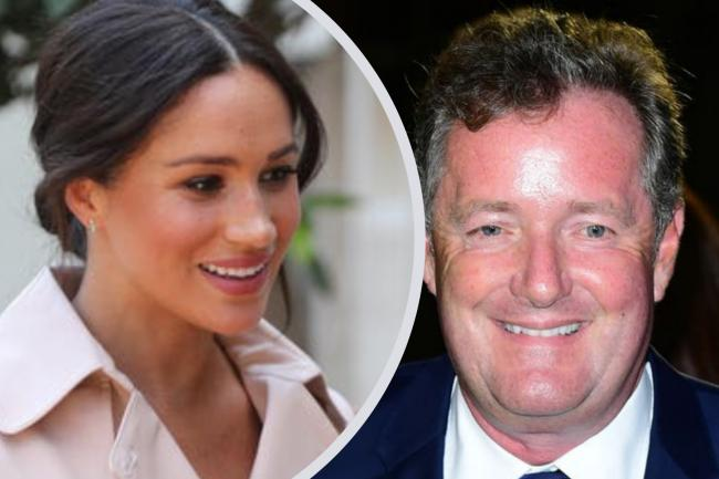 Meghan Markle made a formal complaint to ITV ahead of Piers Morgan's GMB exit. (PA/Canva)