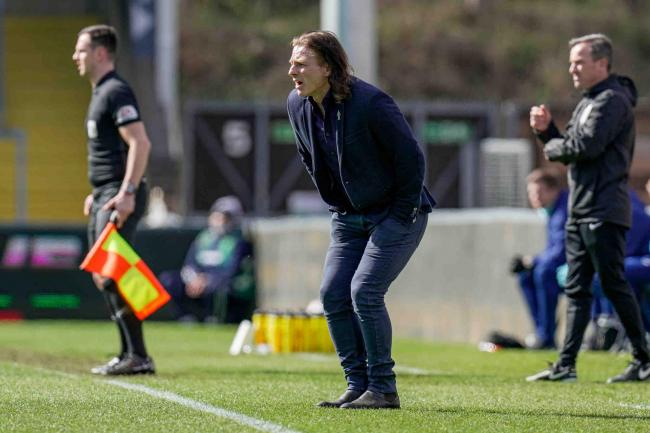 Wycombe Wanderers manager Gareth Ainsworth (Prime Media)