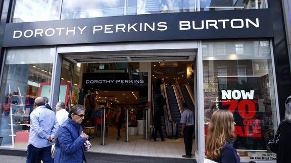 Bucks Free Press: Burton and Dorothy Perkins were casualties of Arcadia's collapse. (PA)