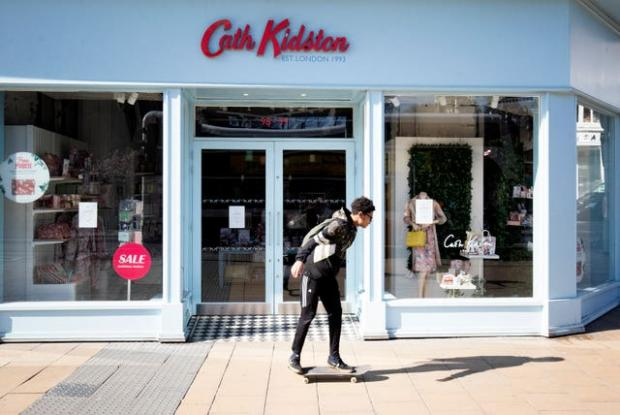 Bucks Free Press: Cath Kidston tumbled into administration in April after a downturn in profitability. (PA)