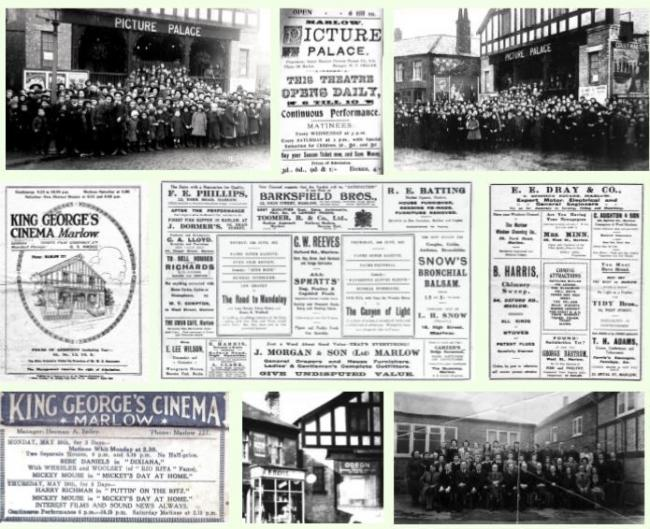 A history of Marlow's cinemas