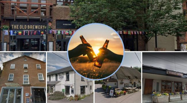 Here are five of the best pubs in Bucks - do you agree with this selection?