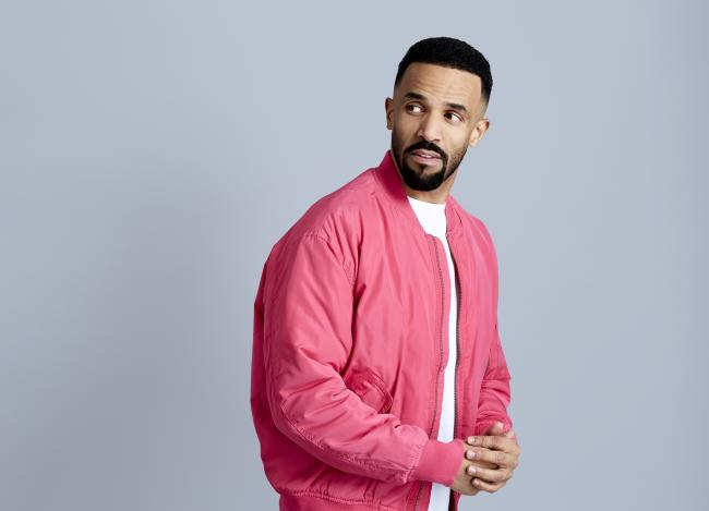 Craig David is set to headline PennFest this summer