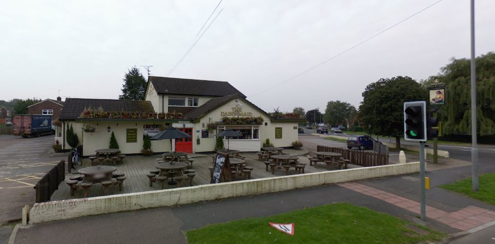 The Dairy Maid (Pictiured in September 2008)