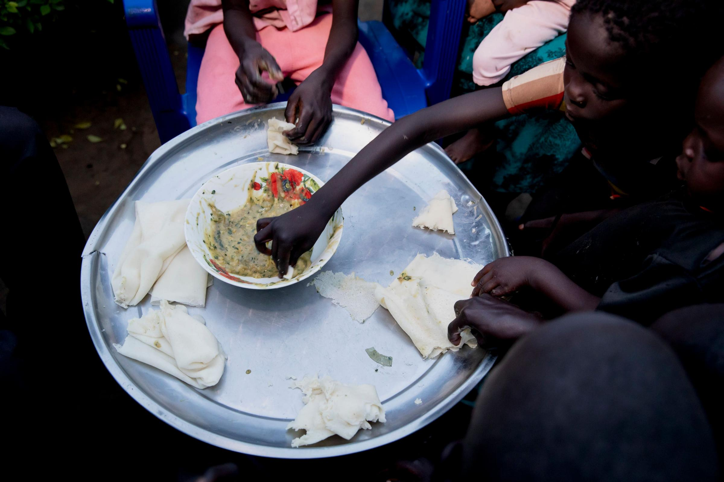 UN says hunger will rise in 23 global hotspots in next three months