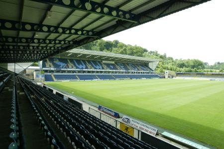 Bucks Free Press: The clubs' current ground - Adams Park