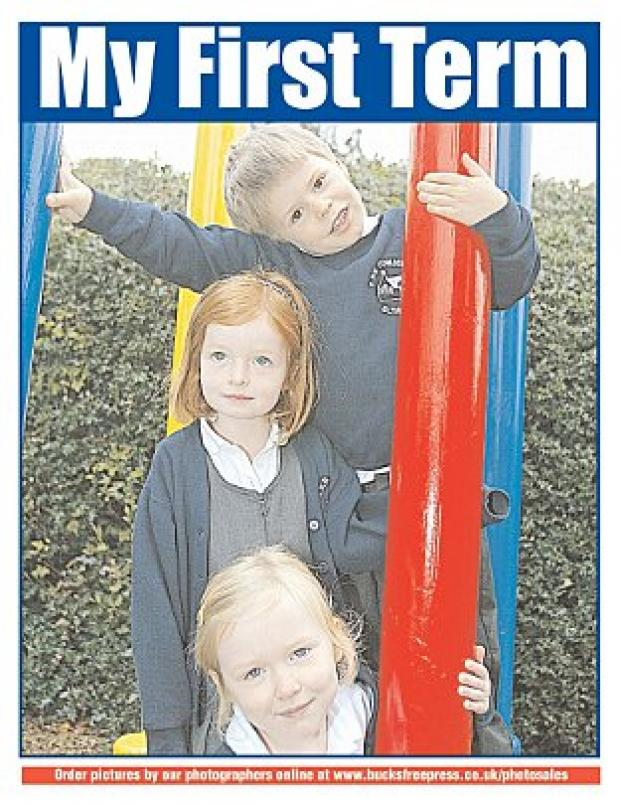 The front cover of a previous My First Term supplement