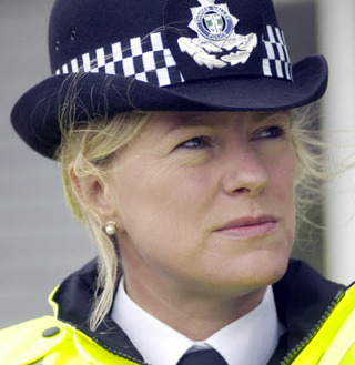 Thames Valley Police Chief Constable, Sara Thornton: