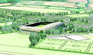 Bucks Free Press: Stadium: WSDL reveals sports village plans