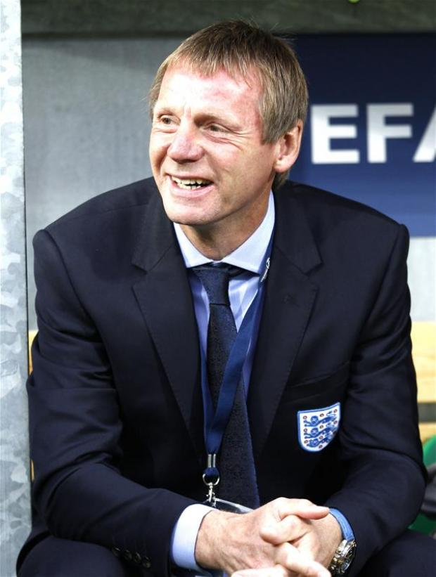 Bucks Free Press: Stuart Pearce