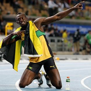 Usain Bolt will be among the stars to be shown on a giant TV screen in High Wycombe in August