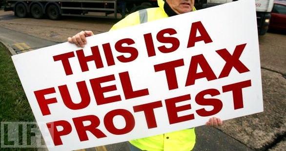 Is it fair to everyone to cut fuel duty?
