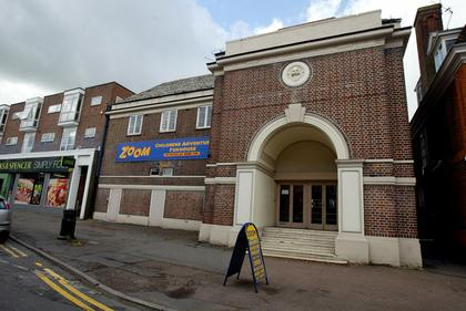 Bucks Free Press: Restaurant plans for old cinema approved