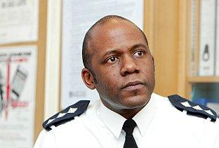 Ch Insp Colin Seaton, Deputy Area Commander