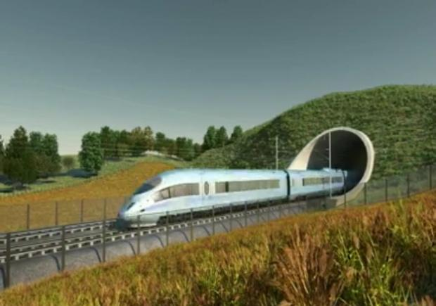 Scrap HS2 or we'll take you to court, Government told