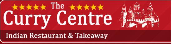 Logo for The Curry Centre
