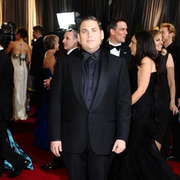 Jonah Hill said being around guns made him nervous