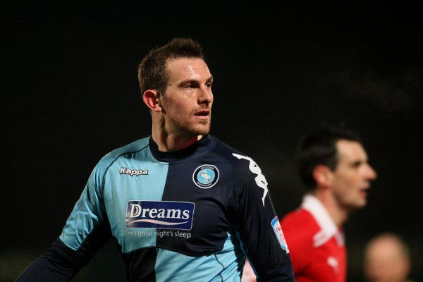 Fans will get to see Paul Hayes in a Wanderers shirt once more