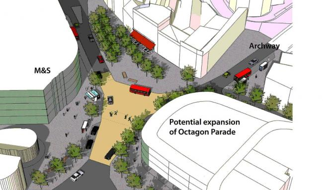 Wycombe regeneration plan a step closer after planning wycombe regeneration a step closer after planning inspectorate approval malvernweather Image collections