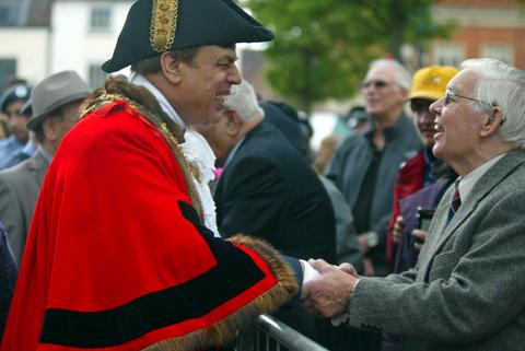 Wycombe Mayor looking to build on community cohesion work