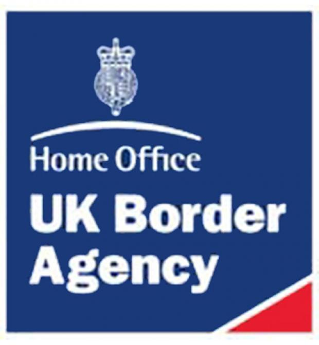 Two arrested after immigration raid