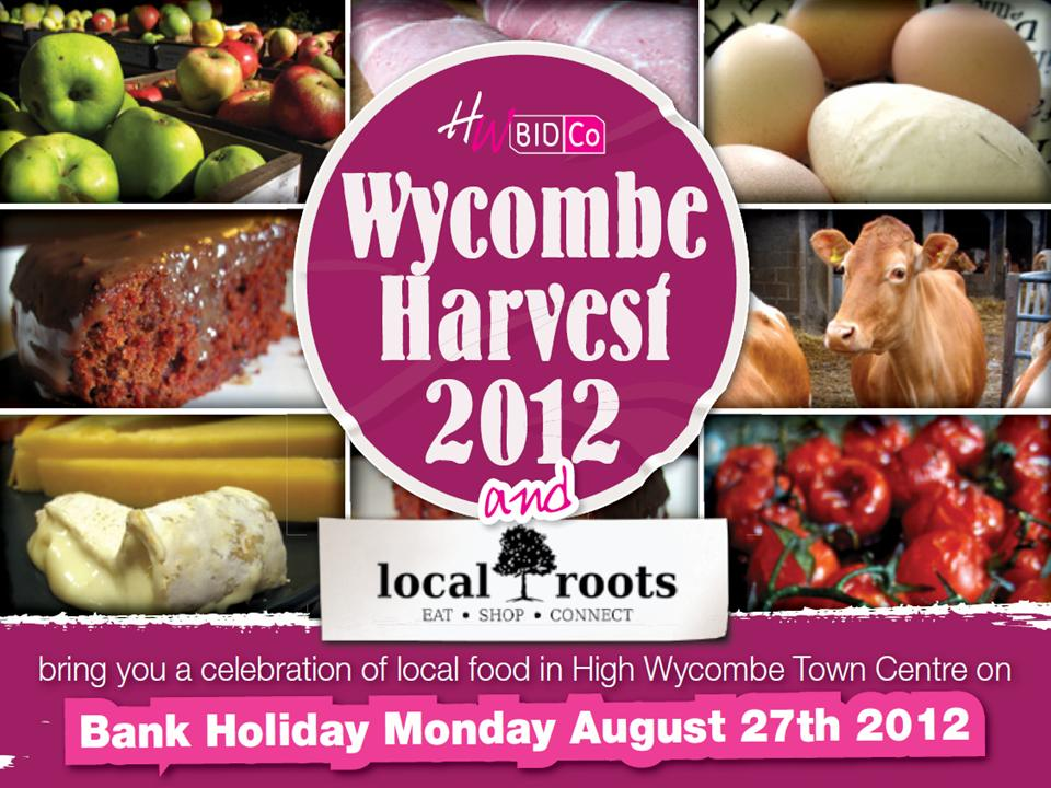 Wycombe Harvest 2012 on August Bank Holiday Monday 27th Aug 2012