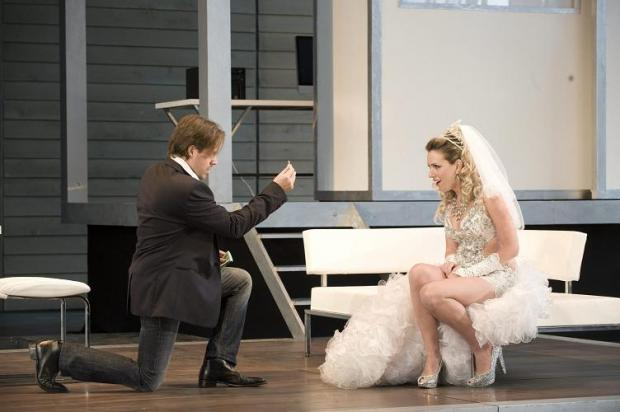 Don Giovanni at Garsington Opera. Picture by Mike Hoban