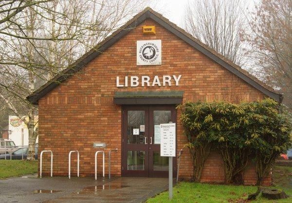 Stokenchurch library saved