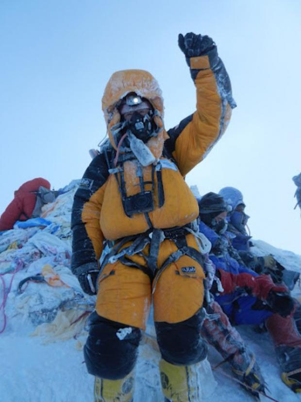 Mount Everest climber speaks about media backlash after passing dead bodies