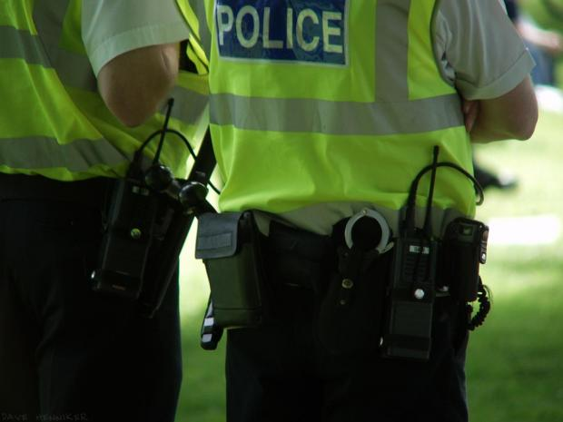 Five arrests in organised crime raids