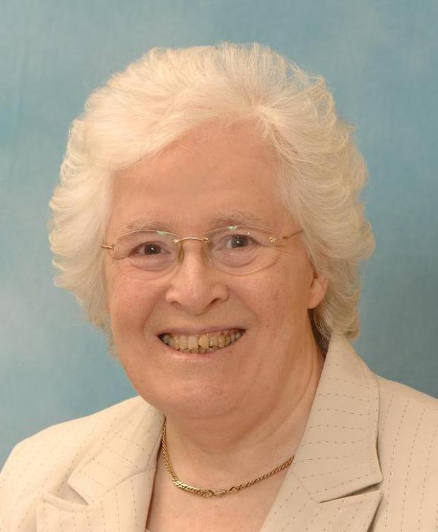 Cllr Audrey Jones
