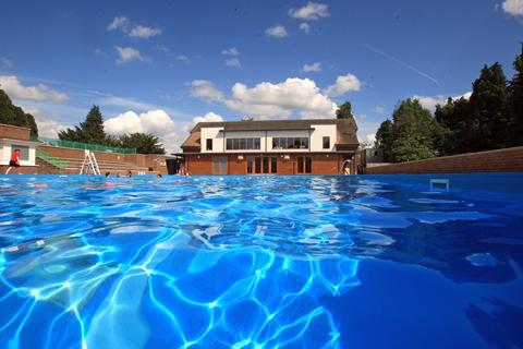 Open weekend at the Lido